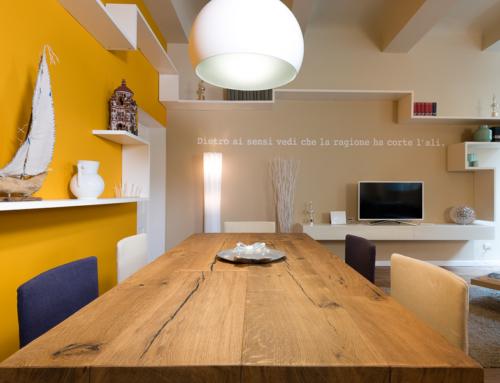 Interior Design – Appartamento