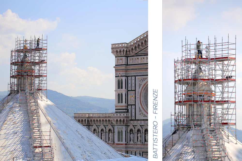 Video time-lapse Battistero Firenze