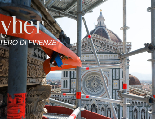 Video time-lapse – Battistero di Firenze