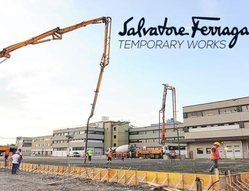 Video time-lapse – Salvatore Ferragamo